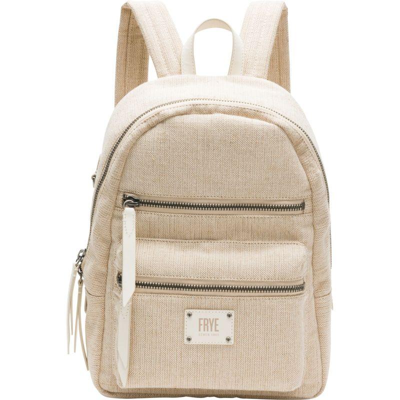 フライ メンズ ハンドバッグ バッグ Ivy Backpack Off White
