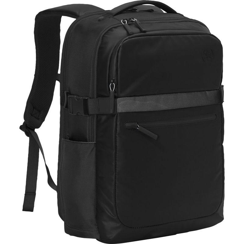 スペック メンズ スーツケース バッグ Business Laptop Backpack Black