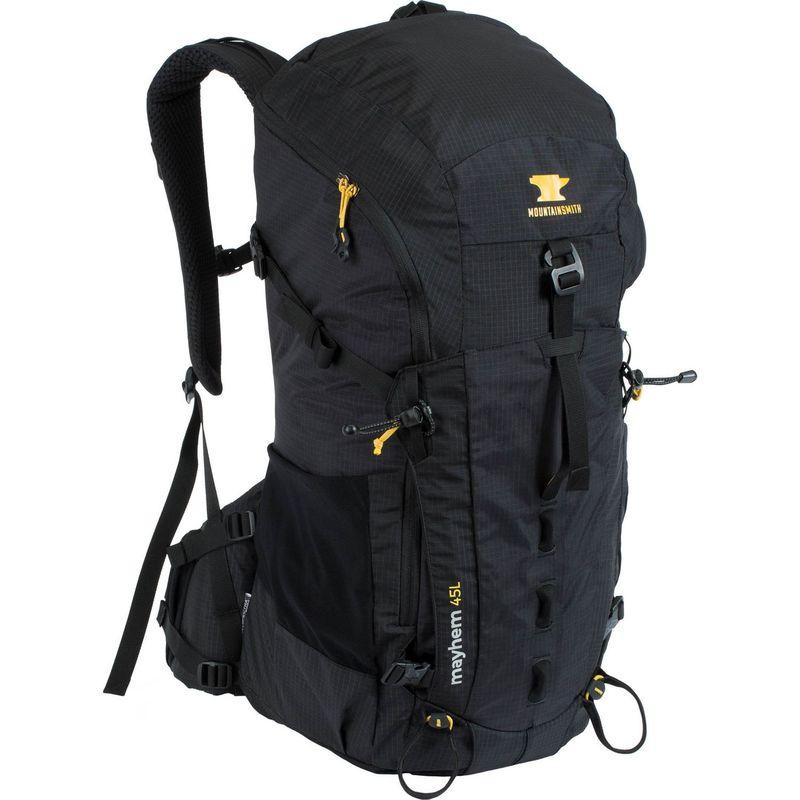 マウンテンスミス メンズ ボストンバッグ バッグ Mayhem 45 Hiking Pack Heritage Black