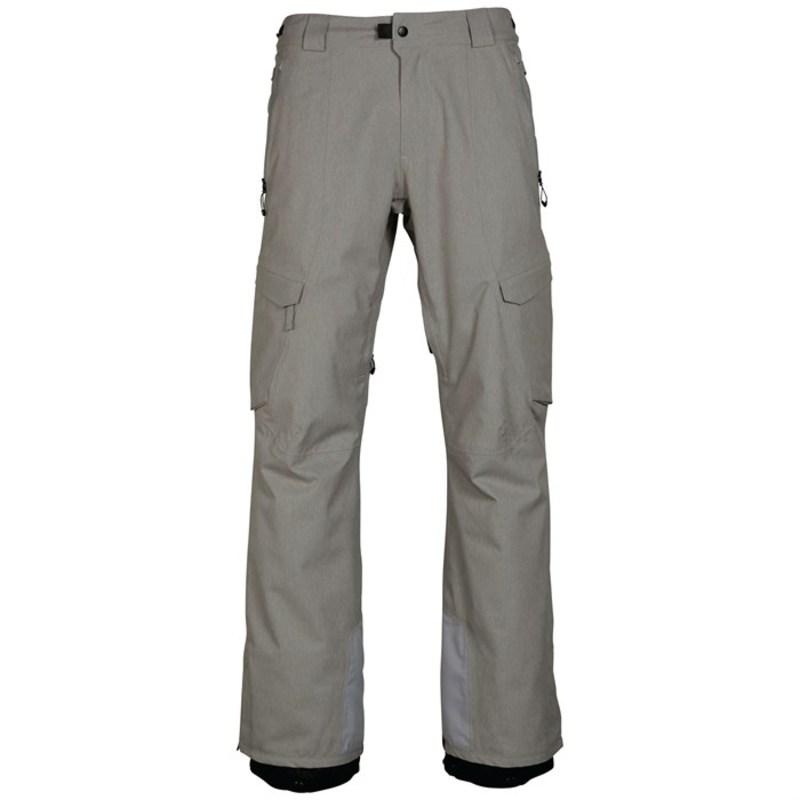 シックスエイトシックス メンズ カジュアルパンツ ボトムス Quantum Thermagraph? Pants Lt. Grey Ripstop
