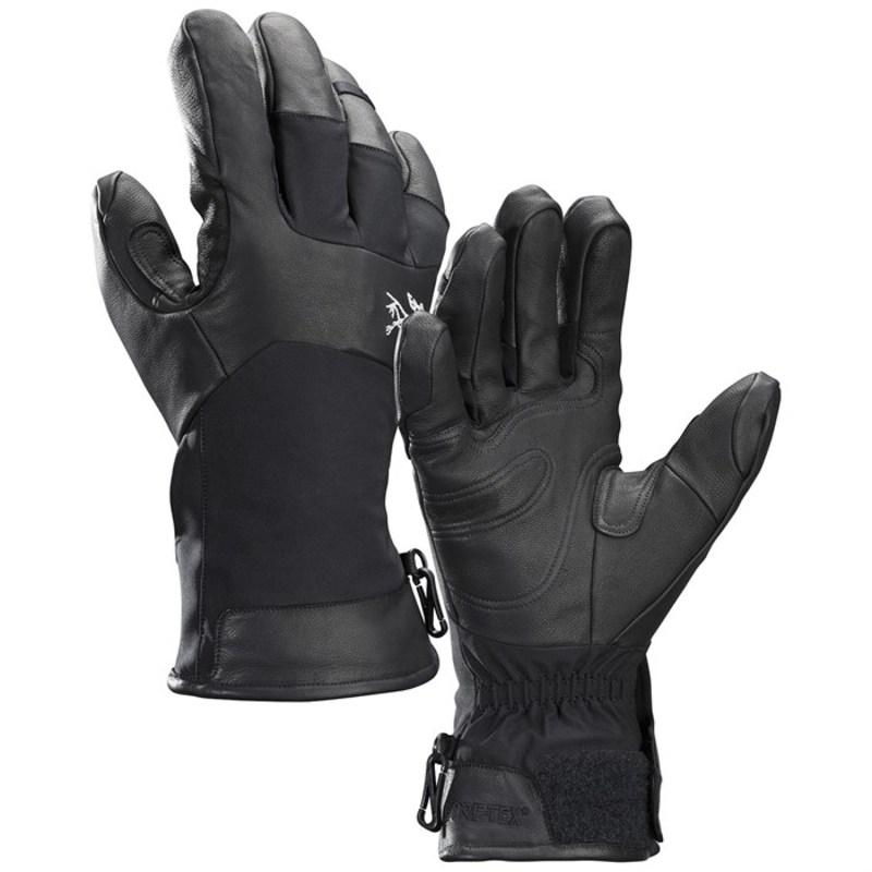 アークテリクス メンズ 手袋 アクセサリー Sabre Gloves Black