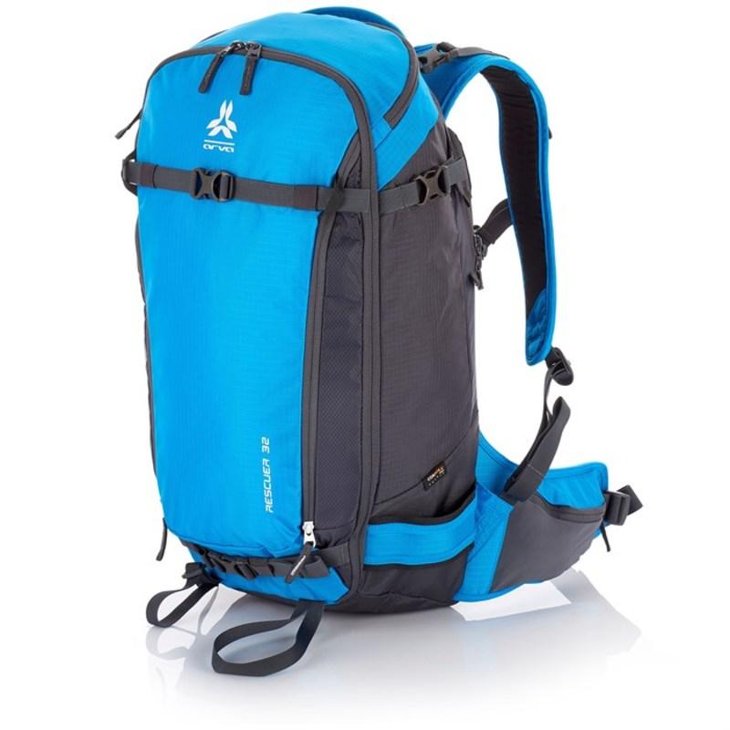 アルバ メンズ バックパック・リュックサック バッグ Rescuer 32L Backpack Blue/Grey