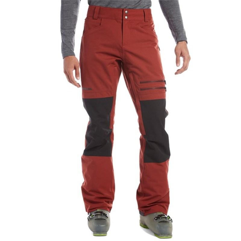 アルマダ メンズ カジュアルパンツ ボトムス x evo Atmore Stretch Pants Port/Black