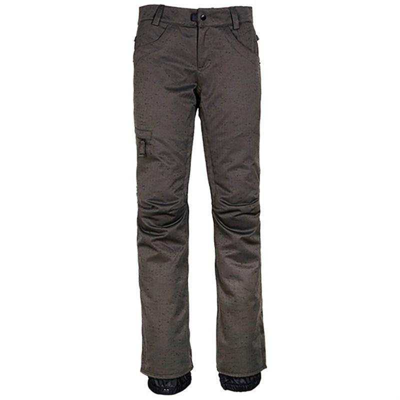 シックスエイトシックス レディース カジュアルパンツ ボトムス Patron Insulated Pants - Women's Charcoal Slub