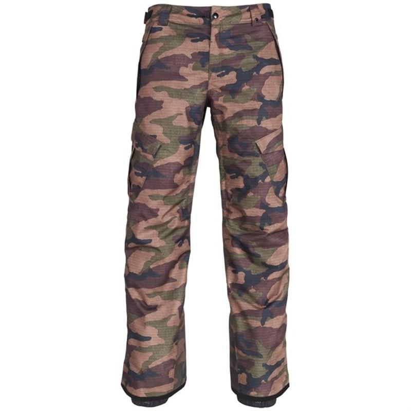 シックスエイトシックス メンズ カジュアルパンツ ボトムス Infinity Insulated Cargo Pants Dark Camo