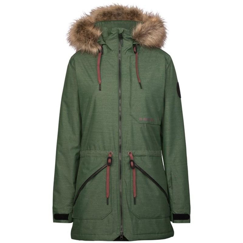 アルマダ レディース ジャケット・ブルゾン アウター Lynx Jacket - Women's Forest Green