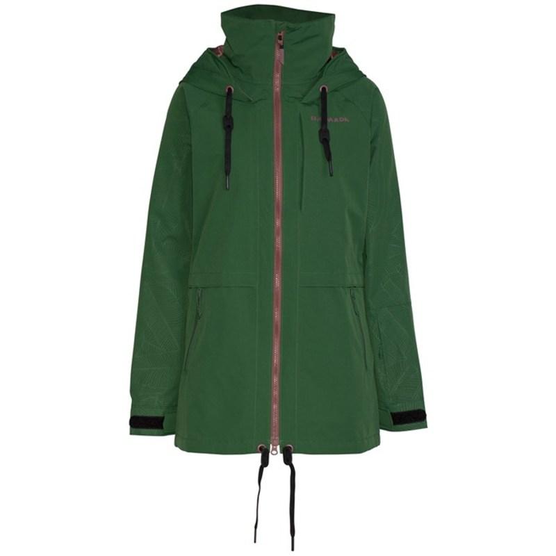 アルマダ レディース ジャケット・ブルゾン アウター Gypsum Jacket - Women's Forest Green