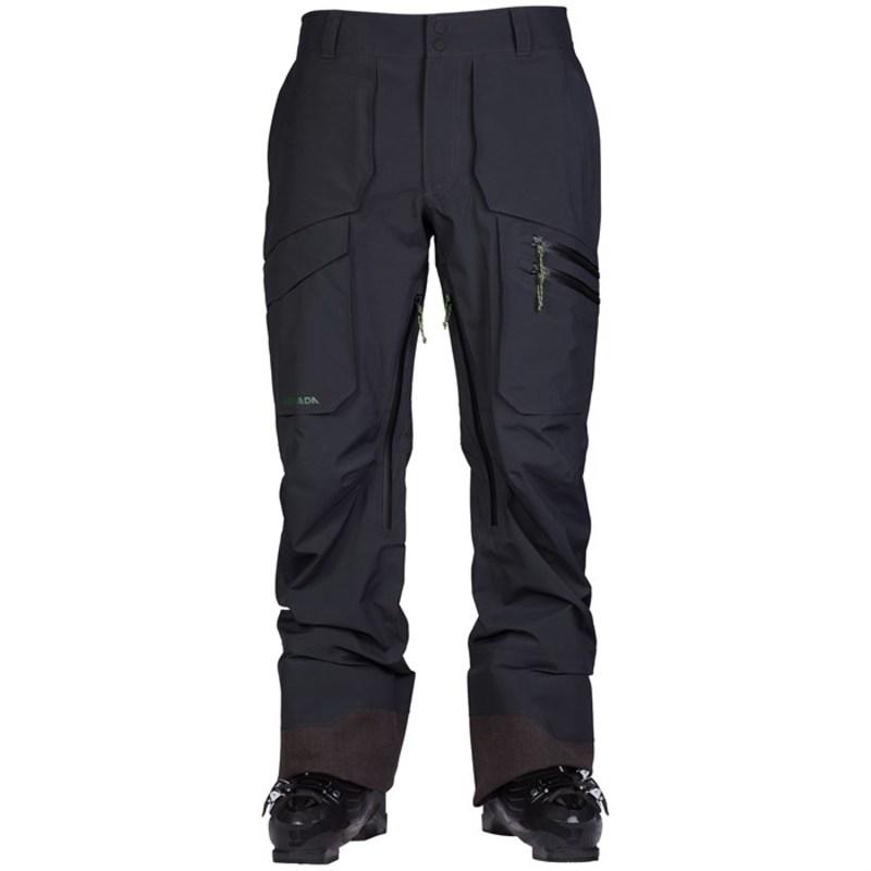 アルマダ メンズ カジュアルパンツ ボトムス Atlas Gore-Tex 3L Pants Black