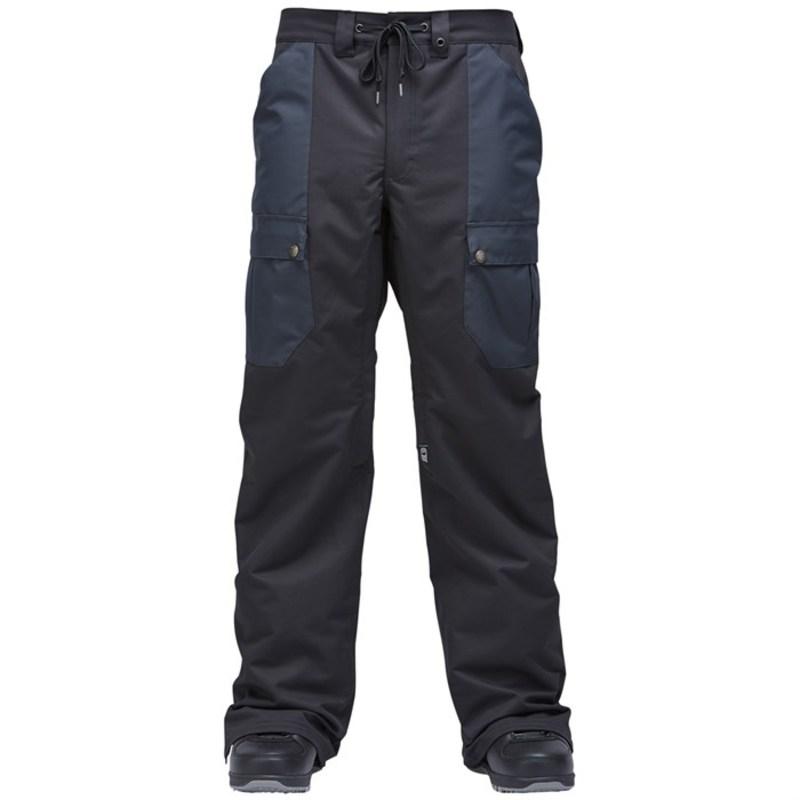 エアブラスター メンズ カジュアルパンツ ボトムス Freedom Cargo Pants Black