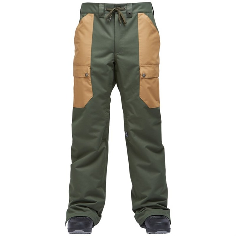 エアブラスター メンズ カジュアルパンツ ボトムス Freedom Cargo Pants Kombu Green