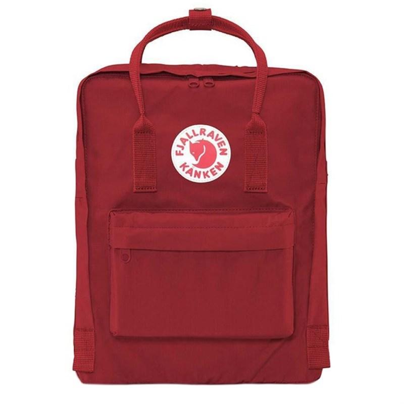 フェールラーベン メンズ バックパック・リュックサック バッグ Fjallraven Kanken Backpack Ox Red