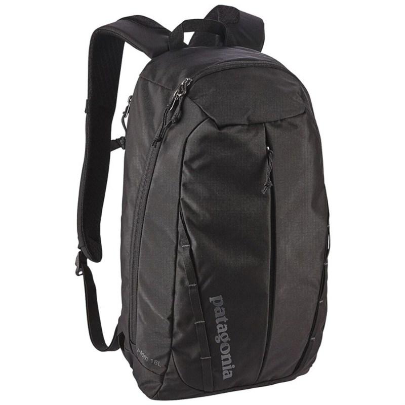 パタゴニア メンズ バックパック・リュックサック バッグ Patagonia Atom 18L Backpack Black