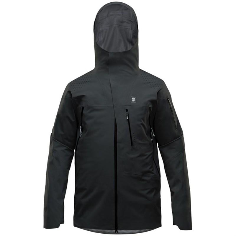 オラージュ メンズ ジャケット・ブルゾン アウター Orage Spire Jacket Black