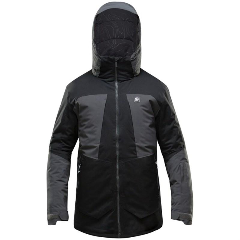 オラージュ メンズ ジャケット・ブルゾン アウター Orage Alaskan S Jacket Black