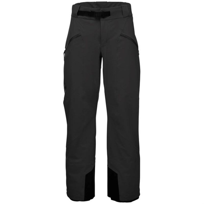 ブラックダイヤモンド メンズ カジュアルパンツ ボトムス Black Diamond Recon Stretch Ski Pants Black