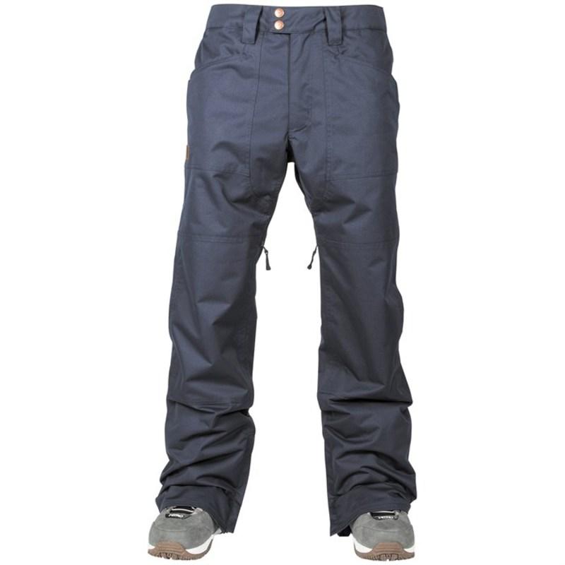 L1 メンズ カジュアルパンツ ボトムス L1 Americana Pants Ink