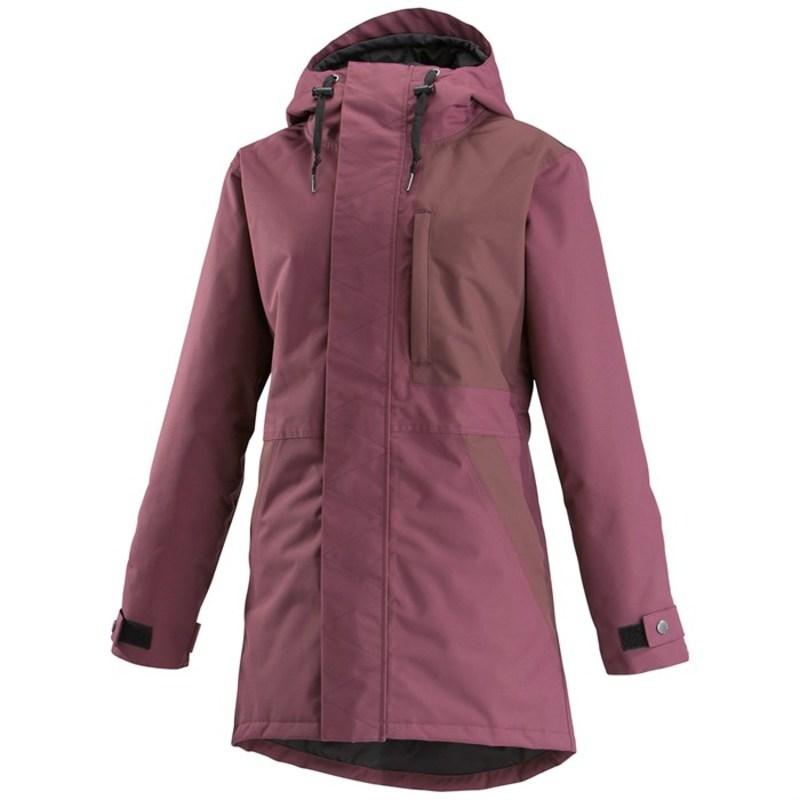 エアブラスター レディース ジャケット・ブルゾン アウター Airblaster Lady Storm Cloak Jacket - Women's Huckleberry