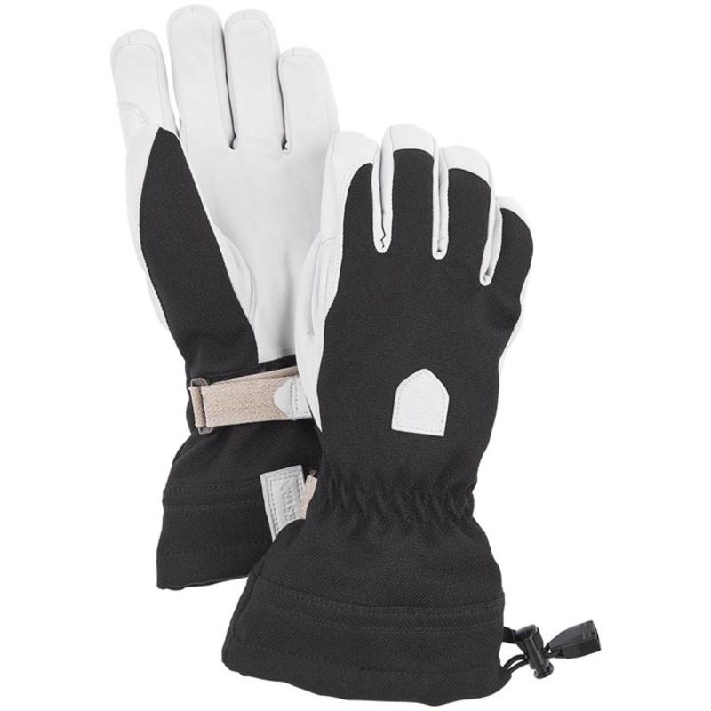 ヘストラ レディース 手袋 アクセサリー Hestra Patrol Gauntlet Gloves - Women's Black