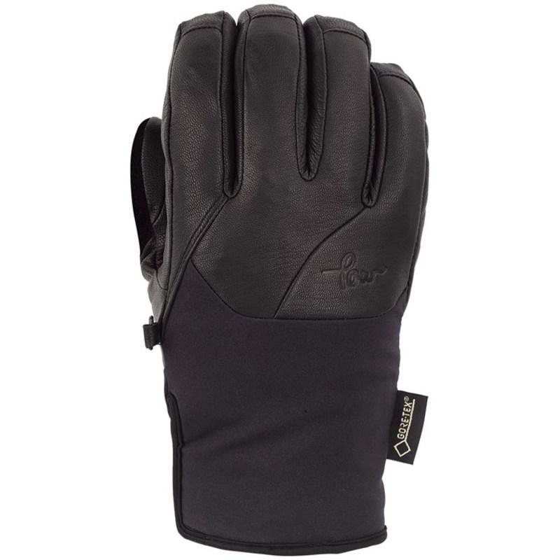 パウ レディース 手袋 アクセサリー POW Empress GORE-TEX Gloves - Women's Black