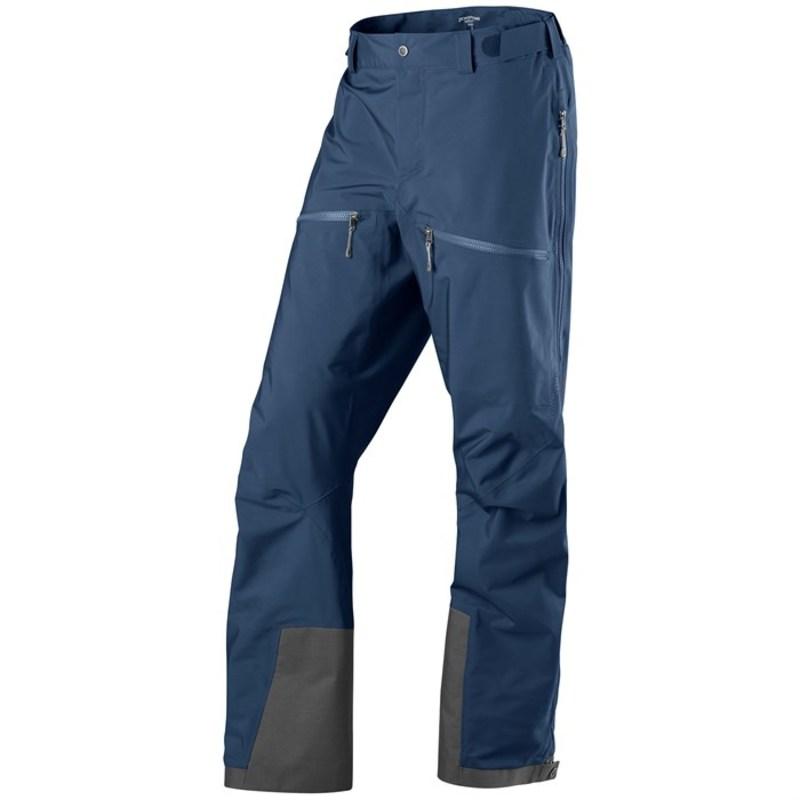フーディニ メンズ カジュアルパンツ ボトムス Houdini Purpose Pants Blurred Blue