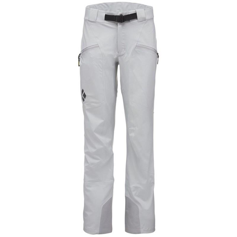 ブラックダイヤモンド レディース カジュアルパンツ ボトムス Black Diamond Recon Stretch Ski Pants - Women's Aluminum