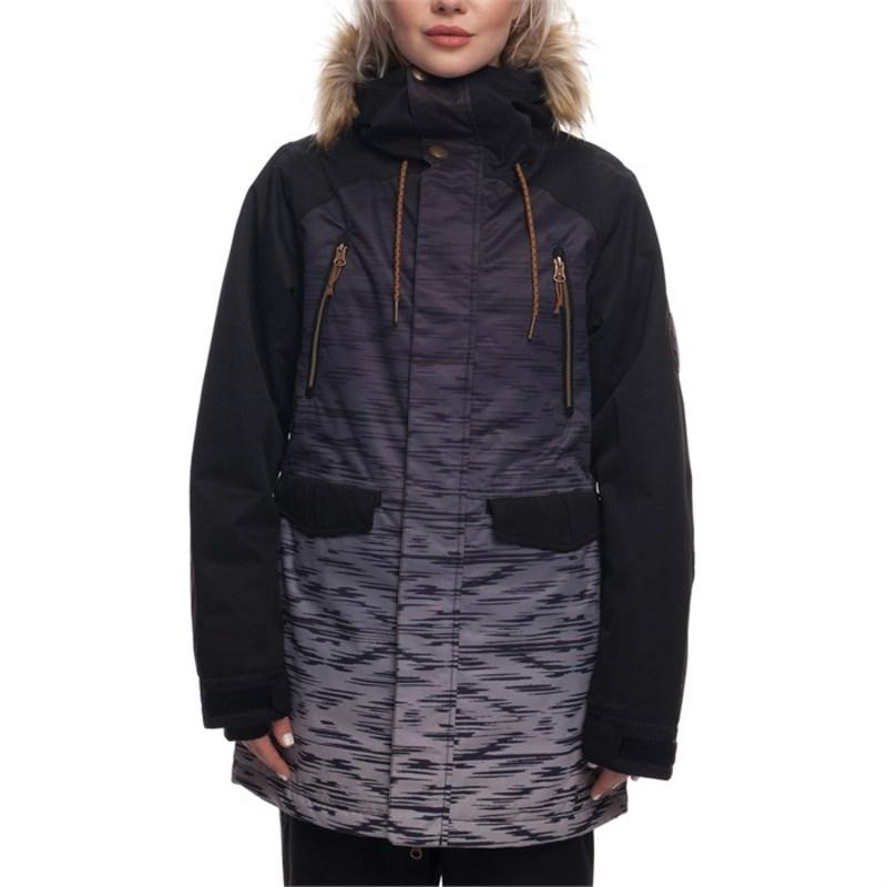 シックスエイトシックス レディース ジャケット・ブルゾン アウター 686 Ceremony Insulated Jacket - Women's Black Fade