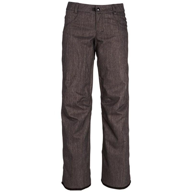シックスエイトシックス レディース カジュアルパンツ ボトムス 686 Patron Pants - Women's Black Denim