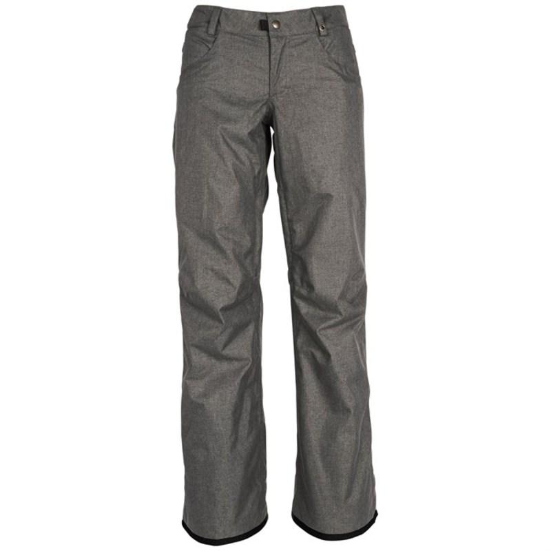 シックスエイトシックス レディース カジュアルパンツ ボトムス 686 Patron Pants - Women's Charcoal Melange