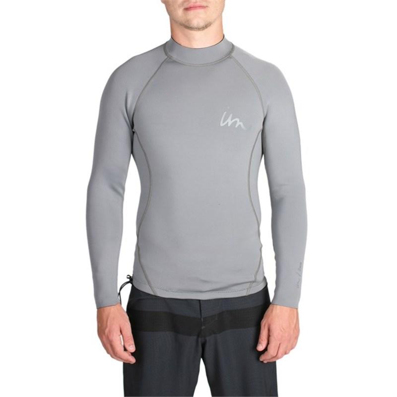 インペリアルモーション メンズ 上下セット 水着 Imperial Motion Lux Long Sleeve Wetsuit Jacket Gunmetal