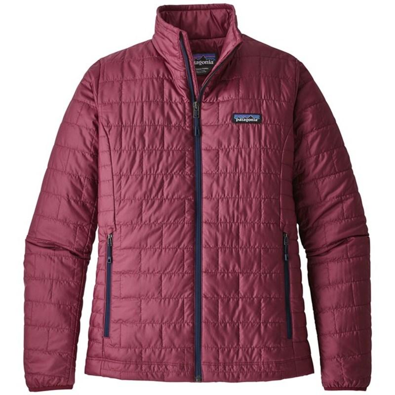 パタゴニア レディース ジャケット・ブルゾン アウター Patagonia Nano Puff Jacket - Women's Arrow Red