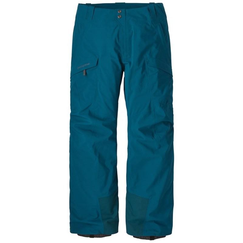 パタゴニア メンズ カジュアルパンツ ボトムス Patagonia Untracked Pants Big Sur Blue