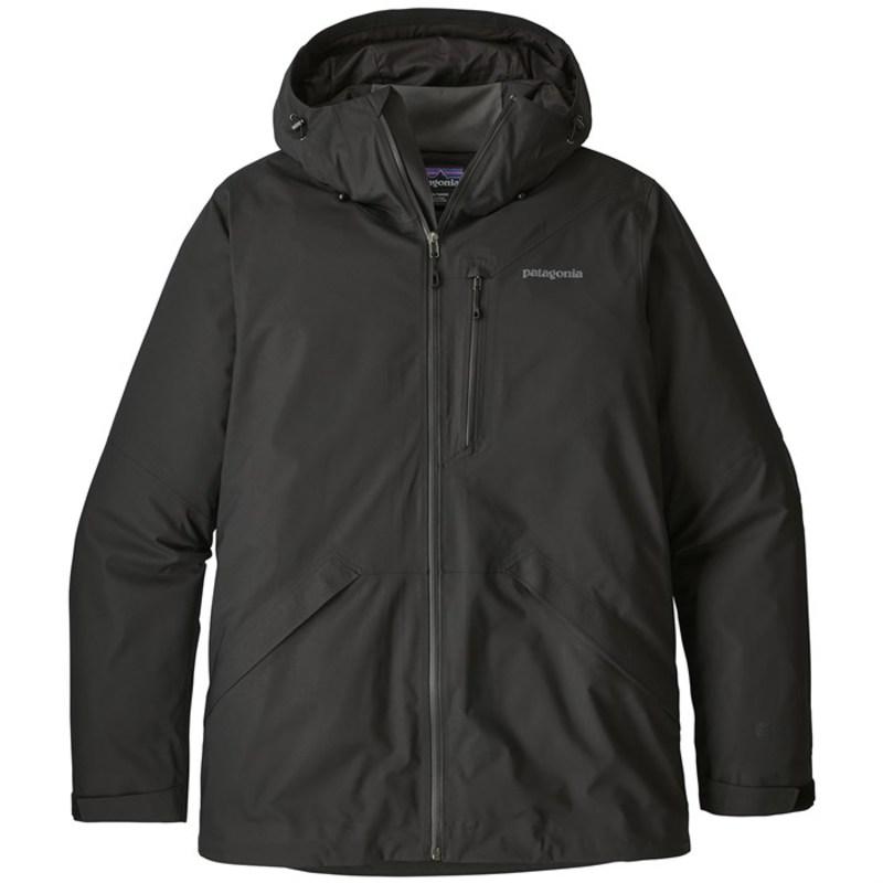 パタゴニア メンズ ジャケット・ブルゾン アウター Patagonia Snowshot Jacket Black