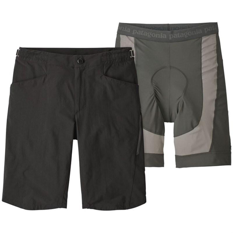 パタゴニア メンズ ハーフパンツ・ショーツ ボトムス Patagonia Dirt Craft Bike Shorts Black