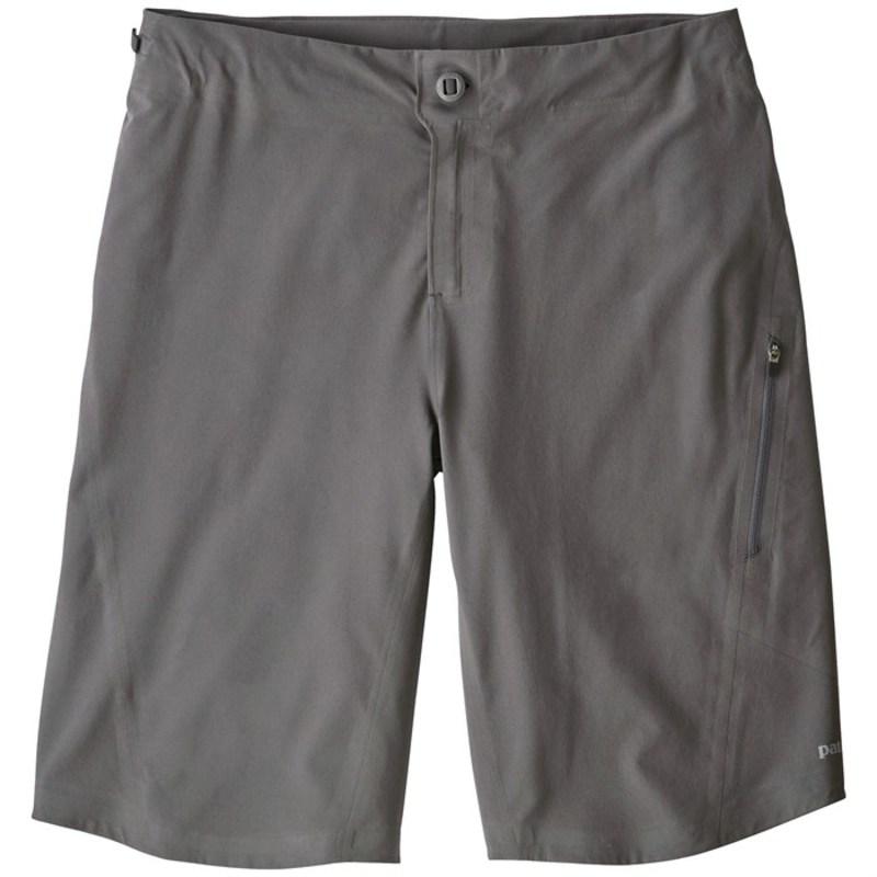 パタゴニア メンズ ハーフパンツ・ショーツ ボトムス Patagonia Dirt Roamer Bike Shorts Forge Grey