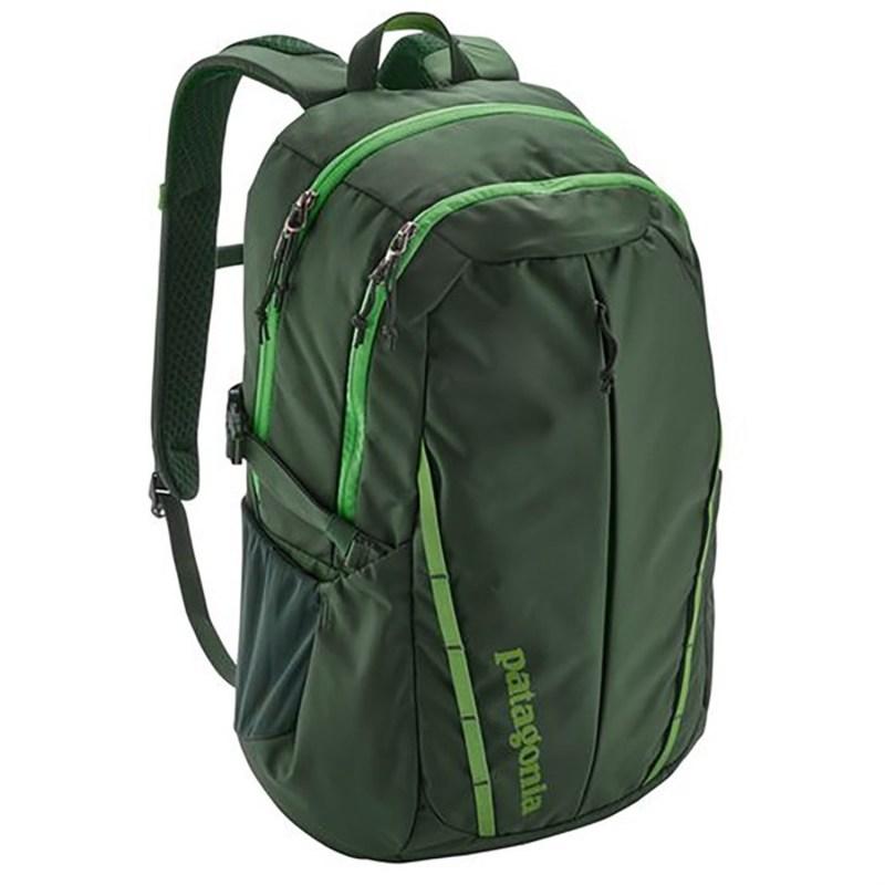 パタゴニア メンズ バックパック・リュックサック バッグ Patagonia Refugio 28L Backpack Micro Green
