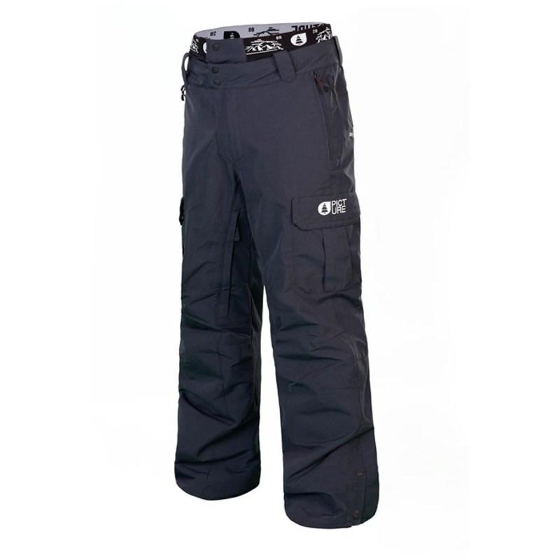 ピクチャー オーガニック メンズ カジュアルパンツ ボトムス Picture Organic Panel Pants Dark Blue