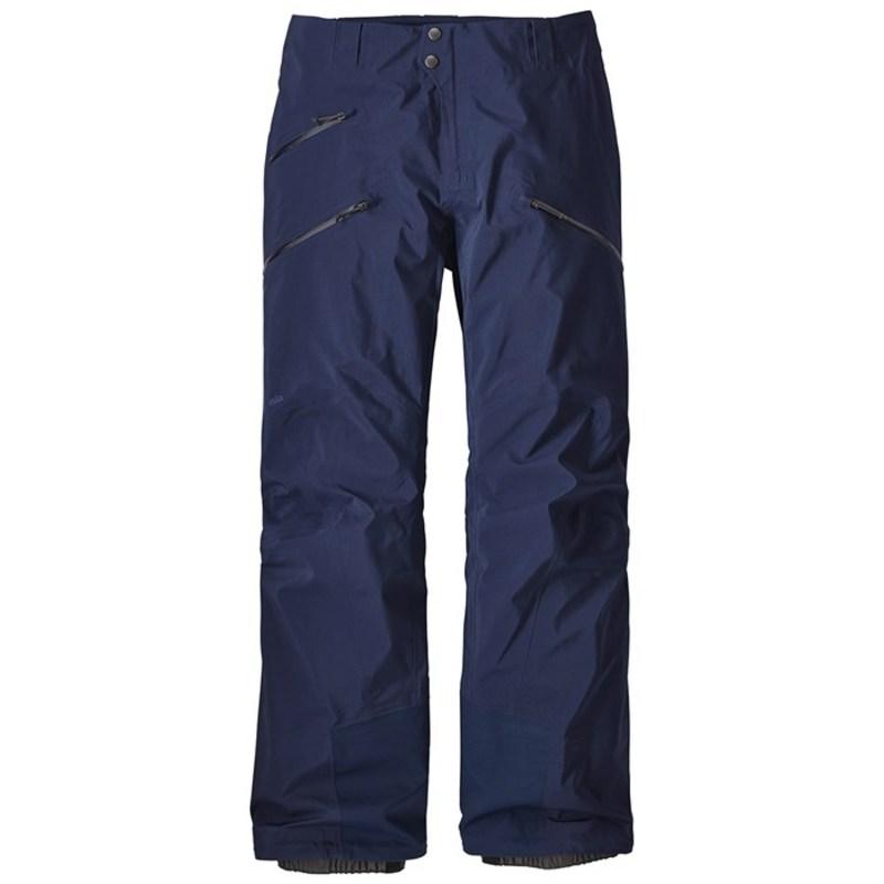パタゴニア メンズ カジュアルパンツ ボトムス Patagonia PowSlayer Pants Classic Navy