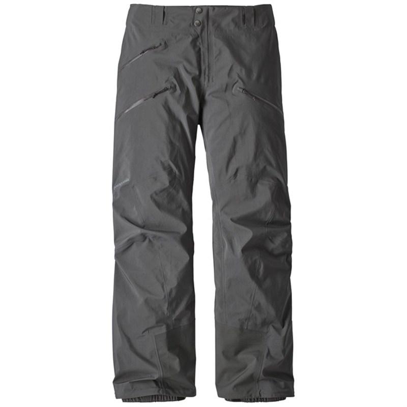 パタゴニア メンズ カジュアルパンツ ボトムス Patagonia PowSlayer Pants Forge Grey