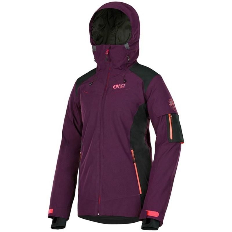 ピクチャー オーガニック レディース ジャケット・ブルゾン アウター Picture Organic Exa Jacket - Women's Purple