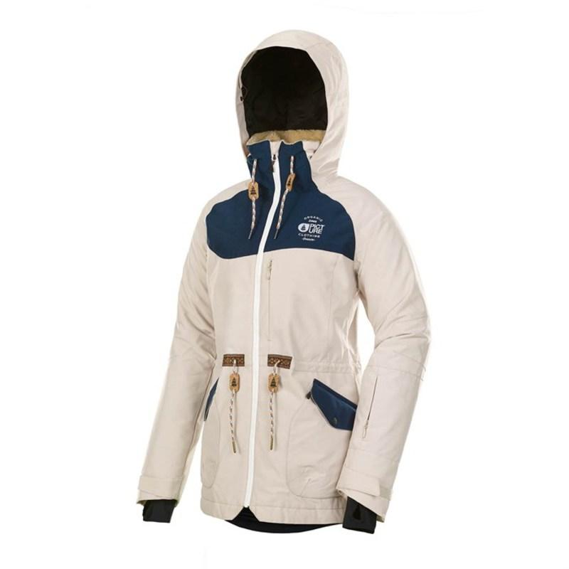 ピクチャー オーガニック レディース ジャケット・ブルゾン アウター Picture Organic Apply Jacket - Women's Beige