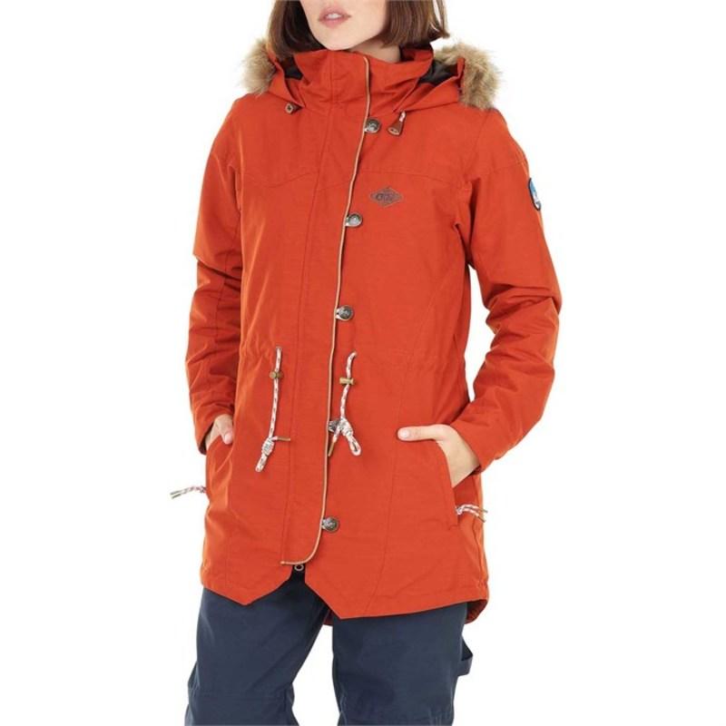 ピクチャー オーガニック レディース ジャケット・ブルゾン アウター Katniss Picture Organic Women's Katniss レディース Jacket - Women's Brick, 匠工房ホープ:75f13e7c --- ww.thecollagist.com