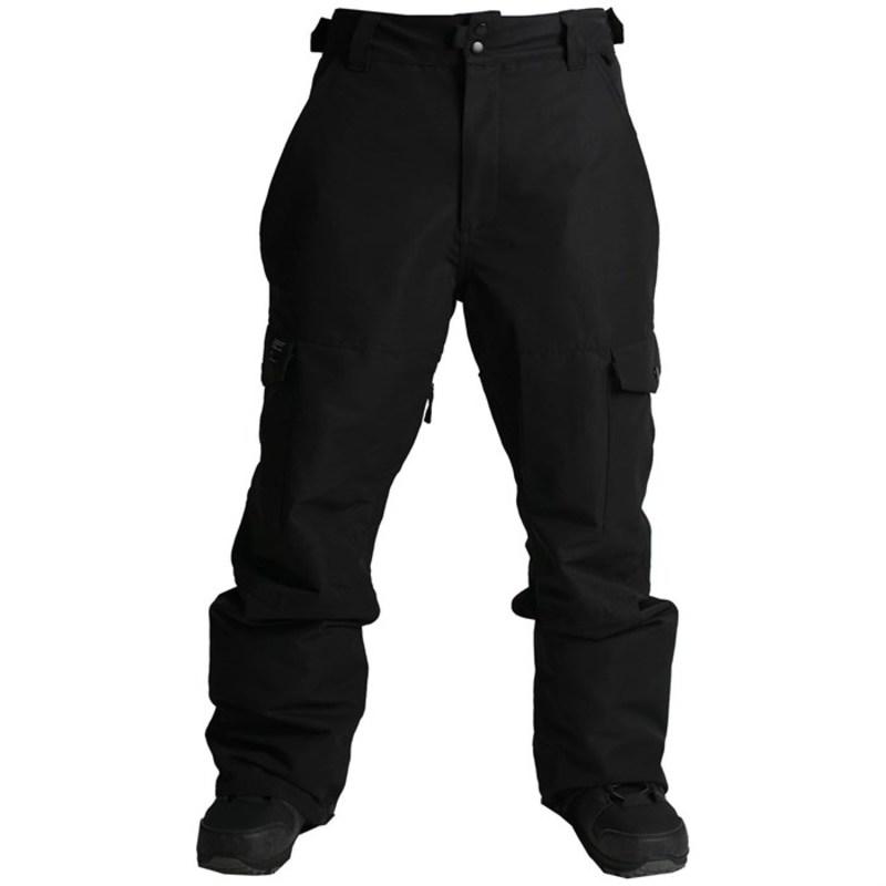 ライド メンズ カジュアルパンツ ボトムス Ride Phinney Insulated Pants Black