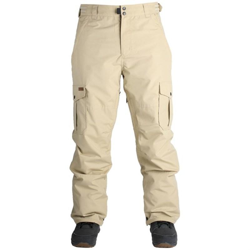 ライド メンズ カジュアルパンツ ボトムス Ride Phinney Insulated Pants Khaki