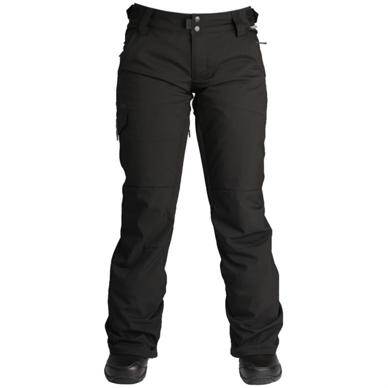 ライド レディース カジュアルパンツ ボトムス Ride Roxhill Pants - Women's Black Stretch