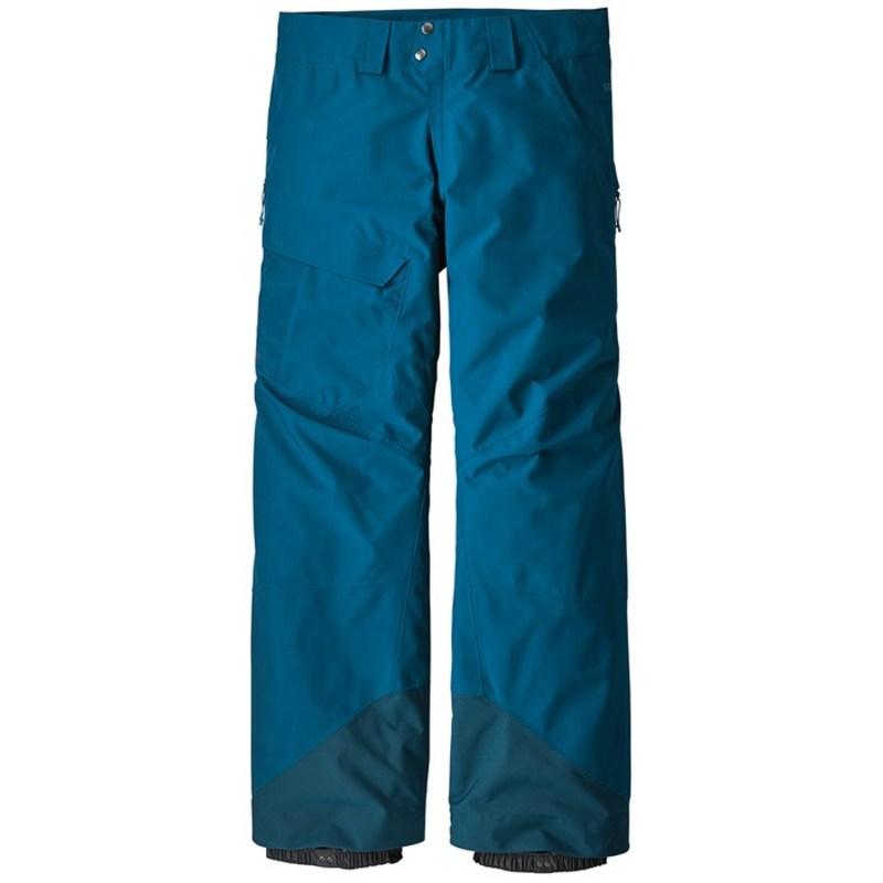 パタゴニア メンズ カジュアルパンツ ボトムス Patagonia Powder Bowl Pants Big Sur Blue