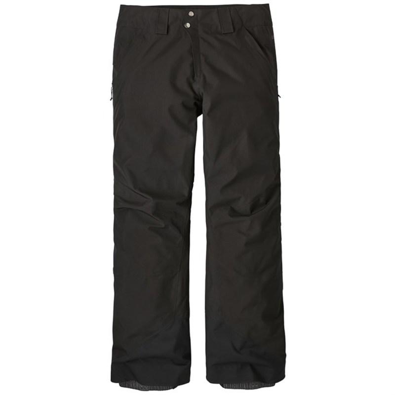 パタゴニア メンズ カジュアルパンツ ボトムス Patagonia Insulated Powder Bowl Pants Black