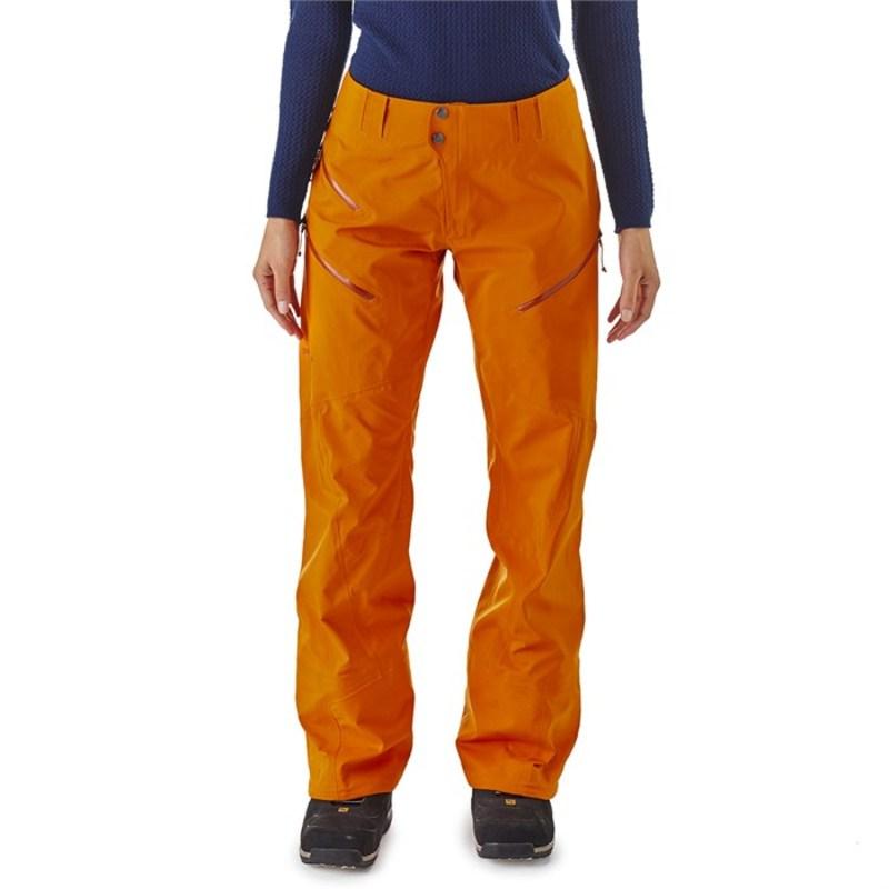 パタゴニア レディース カジュアルパンツ ボトムス Patagonia PowSlayer Pants - Women's Marigold