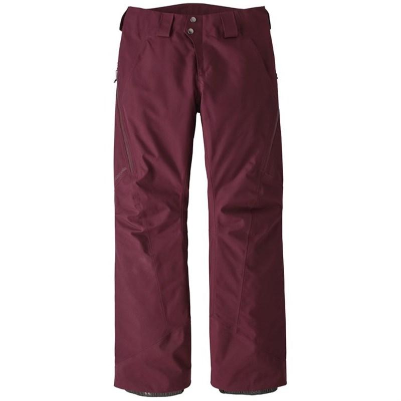 パタゴニア レディース カジュアルパンツ ボトムス Patagonia Powder Bowl Insulated Pants - Women's Dark Currant