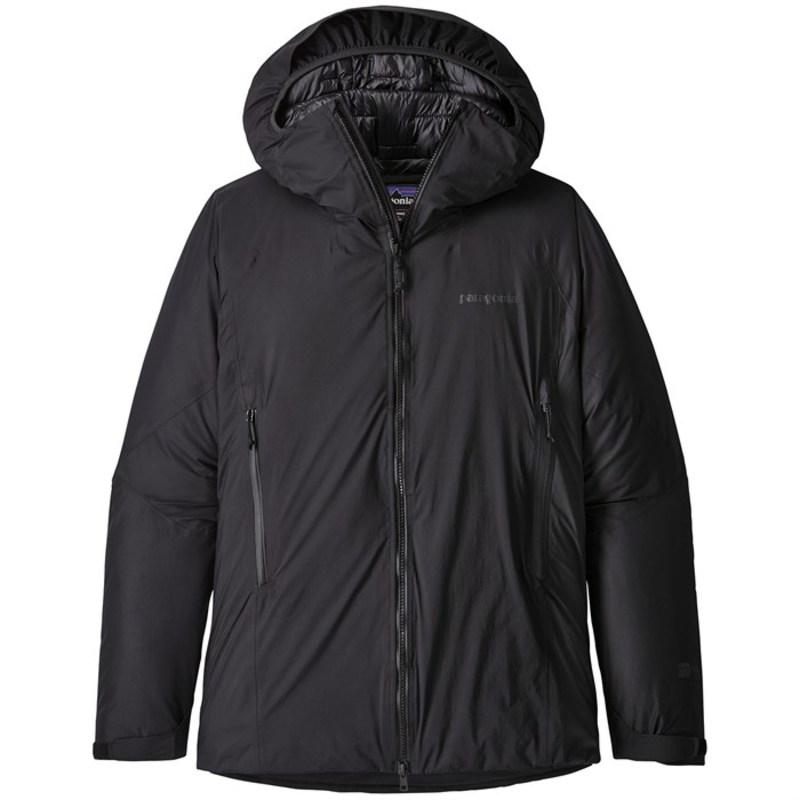 パタゴニア レディース ジャケット・ブルゾン アウター Patagonia Micro Puff? Storm Jacket - Women's Black