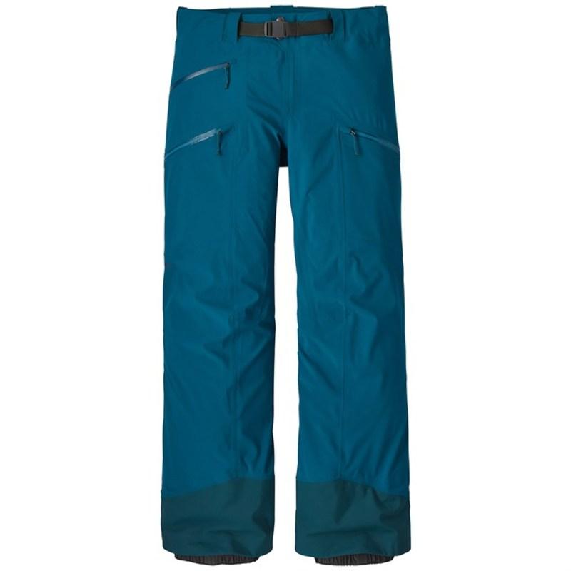 パタゴニア メンズ カジュアルパンツ ボトムス Patagonia Descensionist Pants Big Sur Blue
